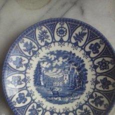 Vintage: PLATO PORCELANA , ENGLAND .. Lote 56909872