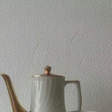 Vintage: JUEGO CAFETERA Y LECHERA VINTAGE. Lote 57056384