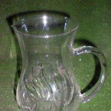 Vintage: JARRA DE CRISTAL. Lote 57056605
