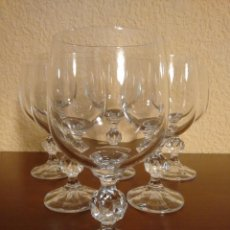 Copas de cristal decoradas a mano comprar cristal y for Copas decoradas a mano