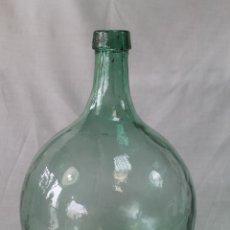Vintage: DAMAJUANA - GARRAFA EN CRISTAL VLEVANTE. Lote 57520334