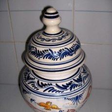 Vintage: TIBOR DE CERÁMICA ANDALUZA.. Lote 57584605