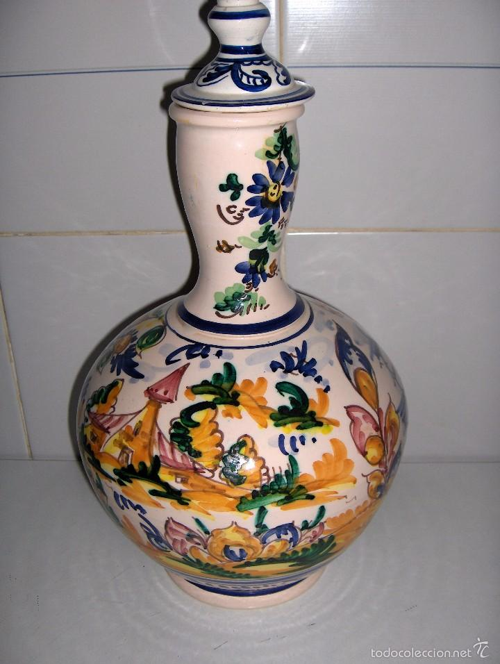 tibor vasija de cer mica andaluza comprar porcelana y