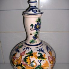 Vintage: TIBOR VASIJA DE CERÁMICA ANDALUZA. Lote 57584631