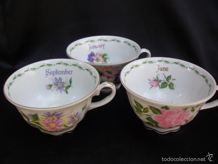 Fine royal porcelain tazas de porcelana flores comprar for Tazas porcelana