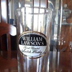 Vintage: VASO TUBO WHISKY WILLIAM LAWSON'S. Lote 57820024