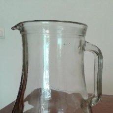 Vintage: ANTIGUA JARRA DE CRISTAL. Lote 57976837