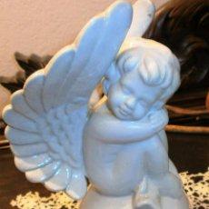 Vintage: ANGELOTE CERÁMICA - DECORACIÓN. Lote 58093223