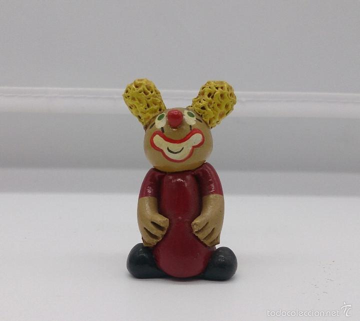 Vintage: Colección de miniaturas antiguas en terracota , hechas y pintadas a mano, años 60 . - Foto 6 - 58385877