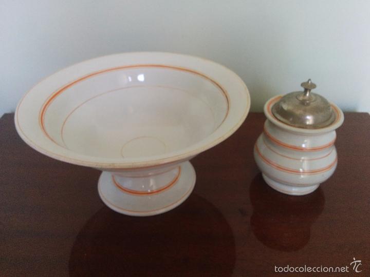 Vintage: JUEGO DE PORCELANA - Foto 2 - 56376079