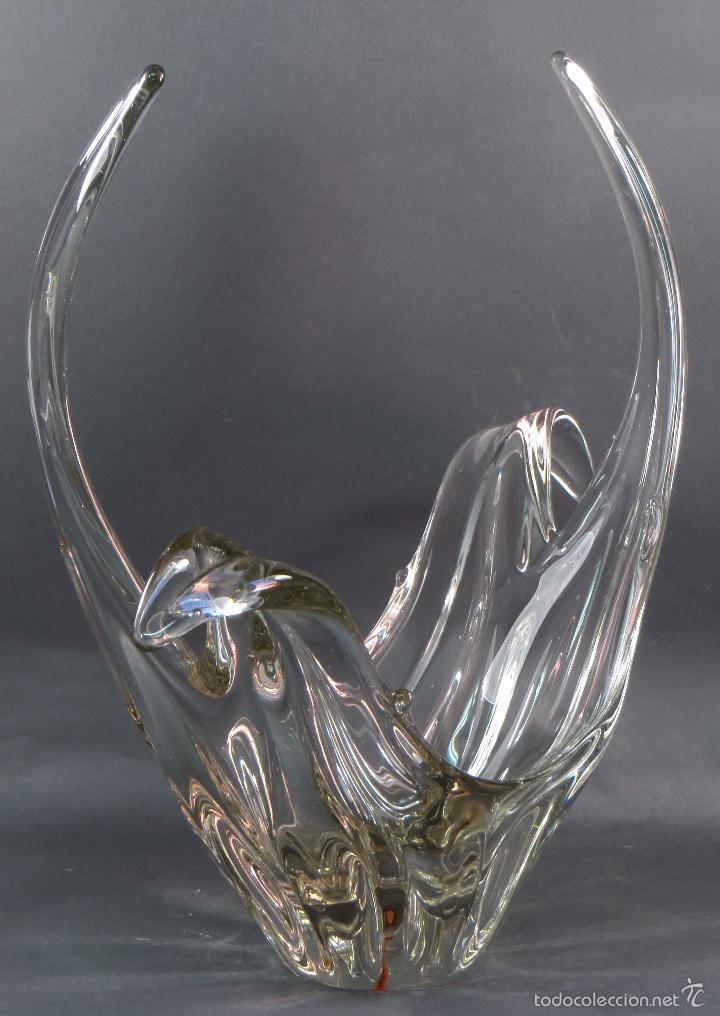 Vintage: Centro Murano cristal vintage años 60 - Foto 2 - 58682708