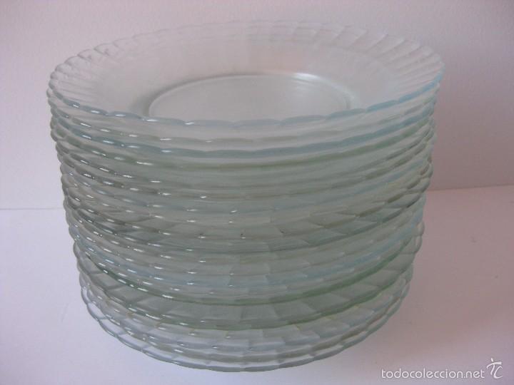 Platos hondos vajilla duralex comprar cristal y vidrio for Platos vajilla