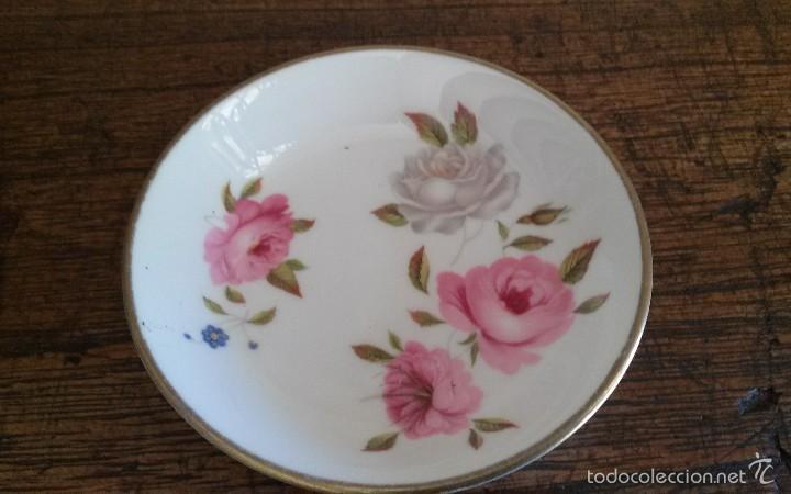 Vintage: Platito porcelana Worcester - Foto 2 - 60133795