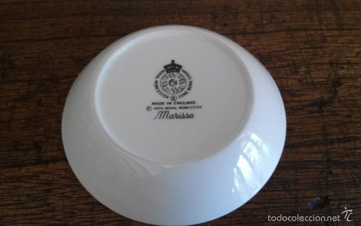 Vintage: Platito porcelana Worcester - Foto 3 - 60133795