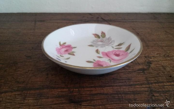 Vintage: Platito porcelana Worcester - Foto 4 - 60133795