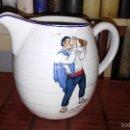 Vintage: JARRA PINTADA DE JOSÉ ARRUE . Lote 60931883