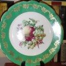 Vintage: CONJUNTO DE 2 PLATOS BIDASOA PINTADOS . Lote 60933383