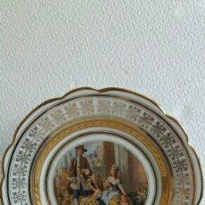 Vintage - Plato Bidasoa sellado - 61824838