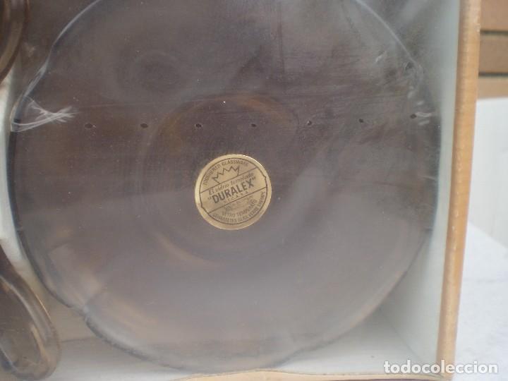 Vintage: tazas y platos café duralex ondas - Foto 3 - 61847320