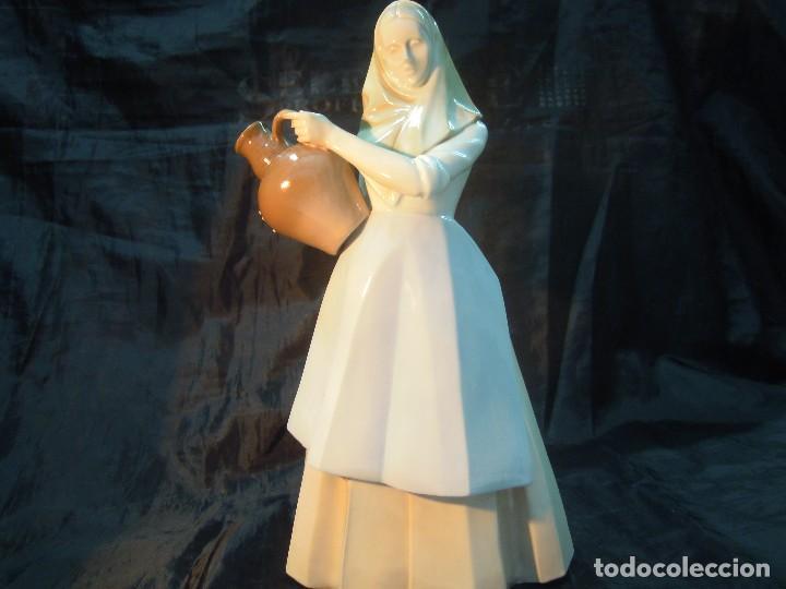 Vintage: Figura porcelana - Foto 3 - 62218308