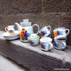 Vintage: SERVICIO DE CAFÉ WINTERLING ROSLAU, 60S. Lote 62257908