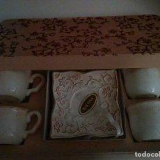 Vintage: JUEGO DE CAFÉ VINTAGE EN CAJA ORIGINAL. Lote 65871918