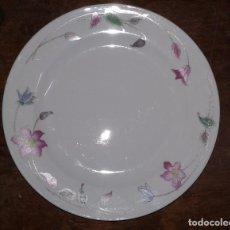 Vintage: PLATO DE PORCELANA , MADE IN CHINA. Lote 66122154