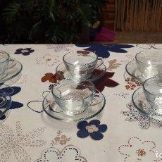 Vintage: ANTIGUO JUEGO DE CAFE DURALEX. Lote 66270650