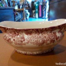 Vintage: SALSERA DE PORCELANA PIKMA. Lote 66307990