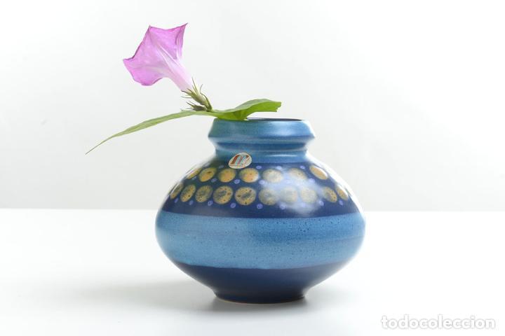 Jarr n decorativo jarrones decorados cer mic comprar - Jarrones de ceramica ...