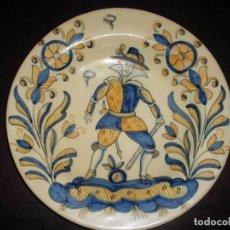Vintage - plato grande de Talavera - 71151969
