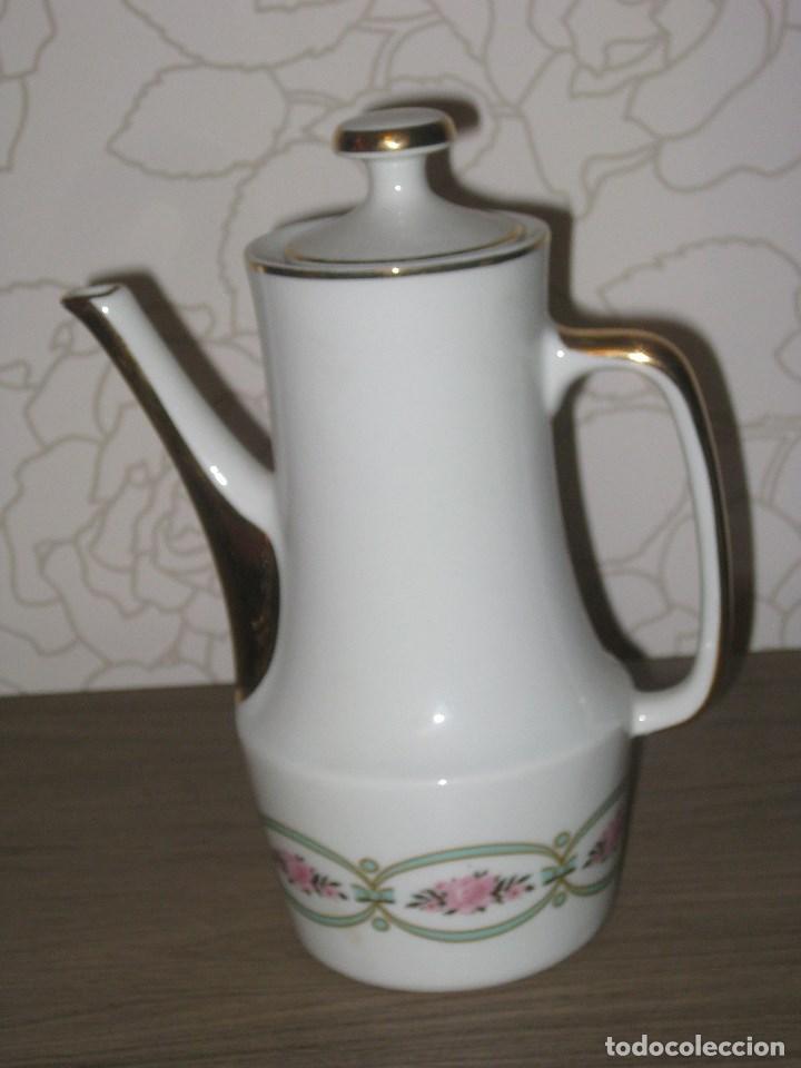 Vintage: Juego de café porcelana Sanbo - Foto 7 - 71615443