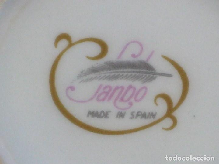 Vintage: Juego de café porcelana Sanbo - Foto 9 - 71615443
