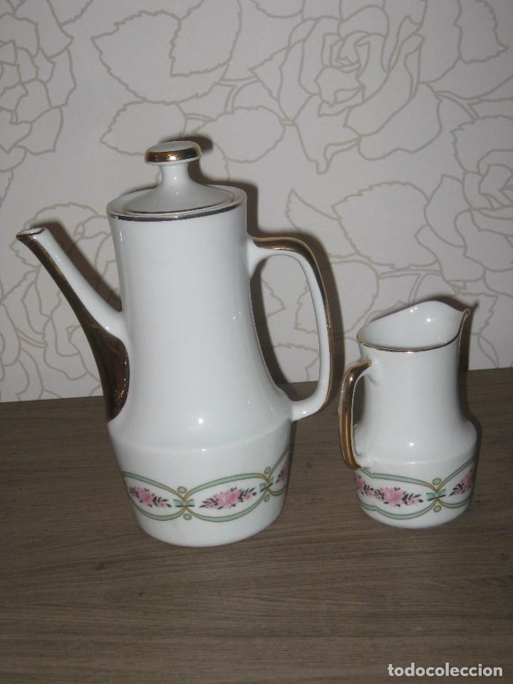 Vintage: Juego de café porcelana Sanbo - Foto 10 - 71615443
