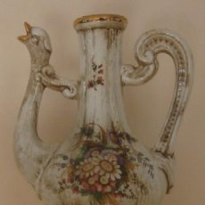 Vintage: JARRA TETERA DE CERAMICA LE TORRI. Lote 72014723