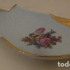 Vintage: JABONERA - PORCELANA LIMOGES. Lote 72033727