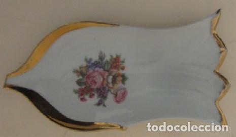 Vintage: JABONERA - PORCELANA LIMOGES - Foto 4 - 72033727