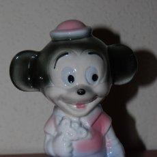 Vintage: FIGURA DE PORCELANA WALT DISNEY - FERDY - SOBRINO DE MICKEY MOUSE - AÑOS 60-70. Lote 72422019