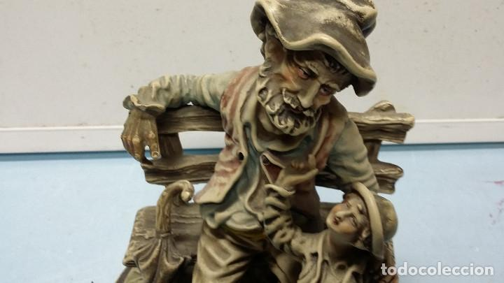 Vintage: figura de terracota - Foto 3 - 73353807