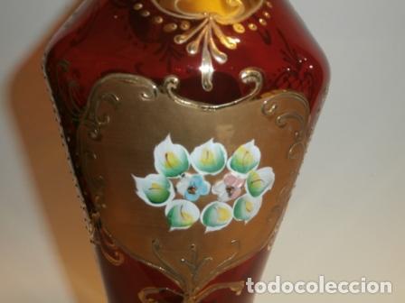 Vintage: Licorera de cristal de Murano - Foto 2 - 74365379