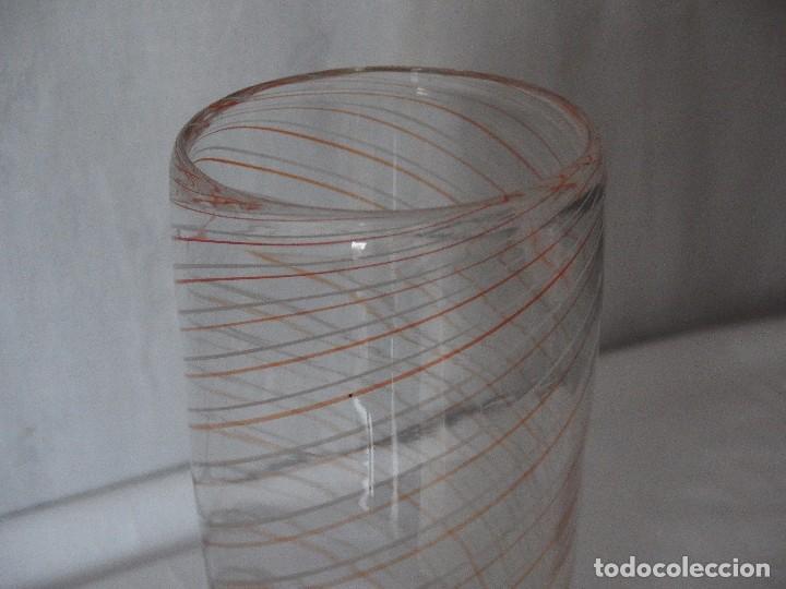 Vintage: JARRÓN CRISTAL MURANO? - Foto 2 - 75243427