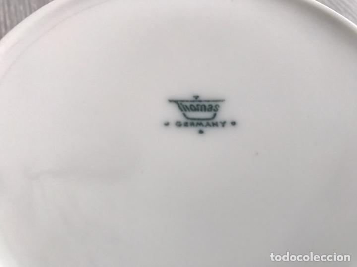 Vintage: Juego 7 de tazas de consomé. Porcelana vintage Thomas Alemania - Foto 5 - 76867109