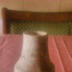 Vintage: ORIGINAL JARRON HECHO DE MINERAL NATURAL.. Lote 78046709