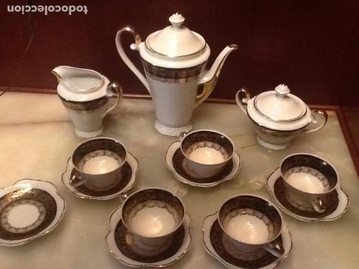 Vintage: Juego de café - Foto 2 - 79763305