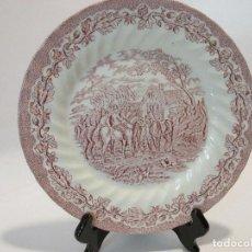 Vintage - PLATO DE PORCELANA INGLESA ROYAL WESSEX - 79855949