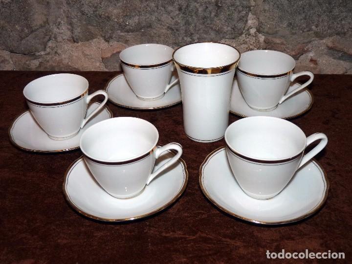 Vintage: Juego de cafe checo Art Decó - Foto 2 - 80283669
