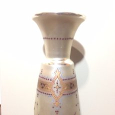 Vintage: JARRÓN DE OPALINA. Lote 80883791