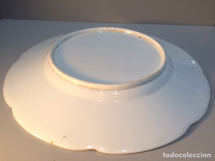 Vintage: Plato porcelana - Foto 6 - 81047919