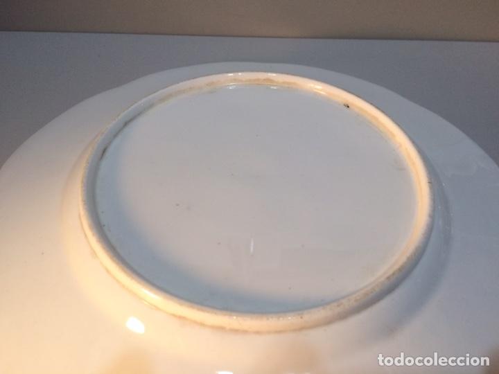 Vintage: Plato porcelana - Foto 7 - 81047919