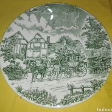 Vintage: PLATO DE JOHNSON BROS ENGLAND. Lote 81812254